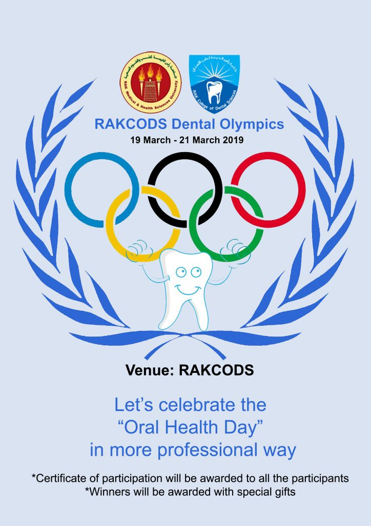 RAKCODS | RAK College of Dental Sciences